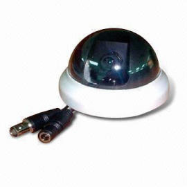 1/3`` Color DSP Dome Camera with Auto Electronic Shutter