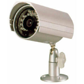 1/3-inch Water-reisstant IR Camera, Available in Various Styles