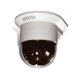 Pan and Tilt Networking Dome Camera Extended Input and Output for Sensor and Ala