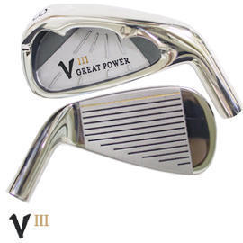 IN-11 GOLF Stainless Steel Iron (IN-11 GOLF Edelstahl Eisen)