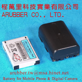 Rechargeable Battery Packs (Akku-Packs)