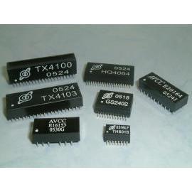 10/100/1000 base TX Lan Transformer (10/100/1000 Base TX Лан трансформатор)