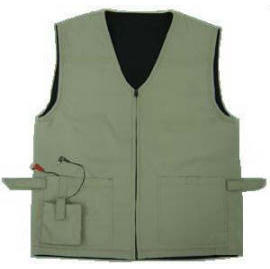 HEATING VEST,HEATED VEST, FISHING CLOTHES