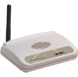 IEEE802.11g 54Mbps WLAN Multi-Function AP