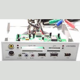 USB 2.0 5.25`` Multiple Front Panel (USB 2.0 5.25``Несколько Передняя панель)