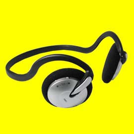 Earphone Flash MP3 Player / Digital Audio Player / Portable Media Player