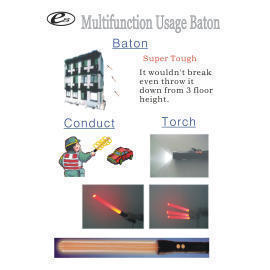 MULTIFUNCTION USAGE BATION