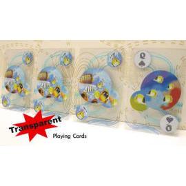 Transparent Playing Card (Transparent Playing Card)