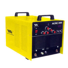 INVERTER AC/DC TIG WELDING MACHINE