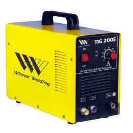 INVERTER D.C TIG WELDING MACHINE