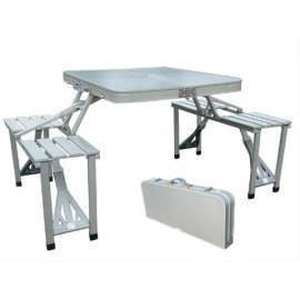 Alum. Picnic Table