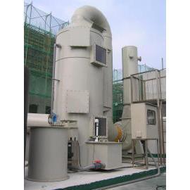 Waste gas engineering equipment