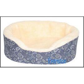 Dark Blue Pet Cushion (Синие Pet Подушка)