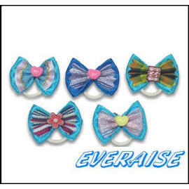 Blue Bow / Hair Ornament (Blue Bow / Hair Ornament)