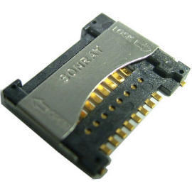 Micro SD/T-Flash connector
