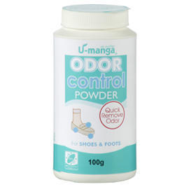 U-manga Anti-bacterial Deodorizing Powder for Shoes (U-manga Anti-bakterielle Desodorierende Pulver für Schuhe)
