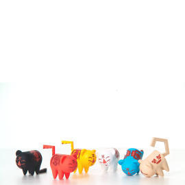 Cool and His Family, novelty, toys, gift