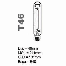HPS Lamp T type 150W