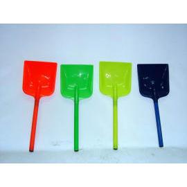 Plastic Shovel (Пластиковой лопаткой)