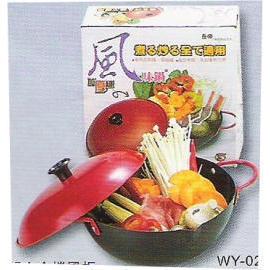 non-stick pot (антипригарным банка)