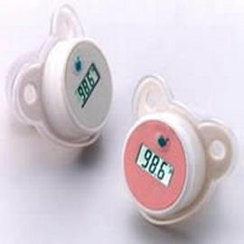 Digital Clinical Pacifier Thermometer