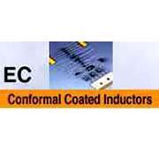 Conformal Coated Inductor (EC type) (Конформная индуктивности покрытием (типа ЕС))