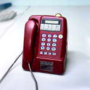 Coin Payphone, TX-250 (Телефон-автомат монеты, TX 50)