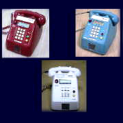 Coin Payphone, TX-150 (Телефон-автомат монеты, TX 50)