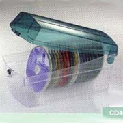 Crystal CD Bank 40