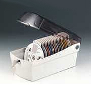 CD40L: Clear Top CD Storage Box (CD40L: Открытый Top CD Storage Box)