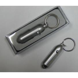 Key ring with LED torch (Брелок с светодиодный фонарик)