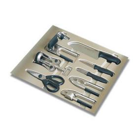 Flatware, cutlery tray, utensil set, kitchenware, drawer insert, kitchen accesso