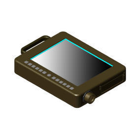 Rugged handheld PC (Rugged Handheld PC)