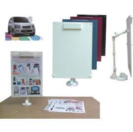 Catalogue exhibit/bulletin clipboard (Каталог выставки / Доска буфер)