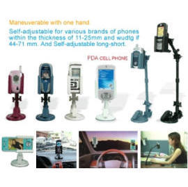 DIY Multi-functional Cell Phone/MP4 Protection Stand (DIY Многофункциональный Сотовый Phone/MP4 защите Стенд)