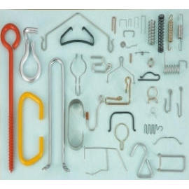 Metallic Wires,hardware,stamping,spring,Fasteners, (oem,odm),parts,Metallic