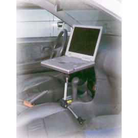 Notebook PC/TV/VCD Stands Use in Cars