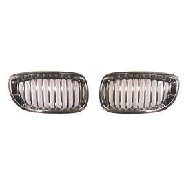 E46 2D 02- GRILLE PERFORMANCE TYPE