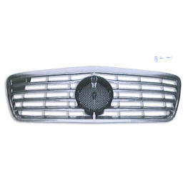 W210 GRILLE ASSY 00- CHANGE TYPE