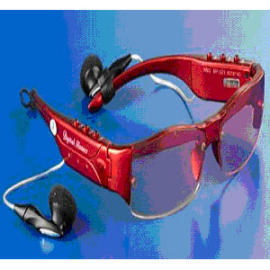 mp3 sunglass (MP3-Sonnenbrille)