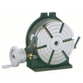 Horizontal & Vertical rotary table
