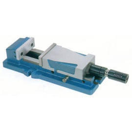 Angle lock and powerful type precision vise
