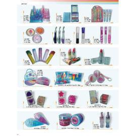 Lipgloss , Eyeshadow, Lipstick , Nail Polish , Mascara ,Powder (Блеск для губ, Eyeshadow, помада, лак для ногтей, тушь для ресниц, порошковые)