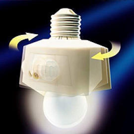 Home Safety Lighting Device-Srew-in Light Sensor (Безопасность жилища-устройства освещения в Шнековый Датчик света)
