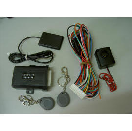 Motorcycle Transponder Immobilizer