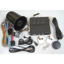 GSM Two-Ways Remote Car Alarm & Auto Dial-Out System