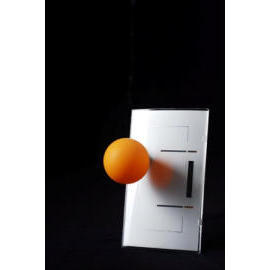 Wall Touch Control Switches with IR Control + Dimmer ( 2 Gang )
