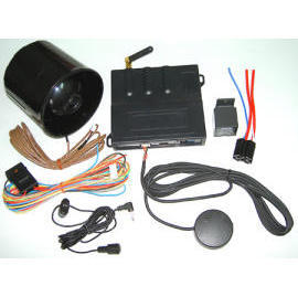 GSM Two-Ways Alarm Auto Dial-Out System