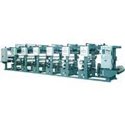 Rotogravure Printing Machine (Печатная машина глубокой печати)