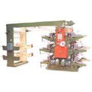 Flexographic Printing Machine (Флексографская печатная машина)